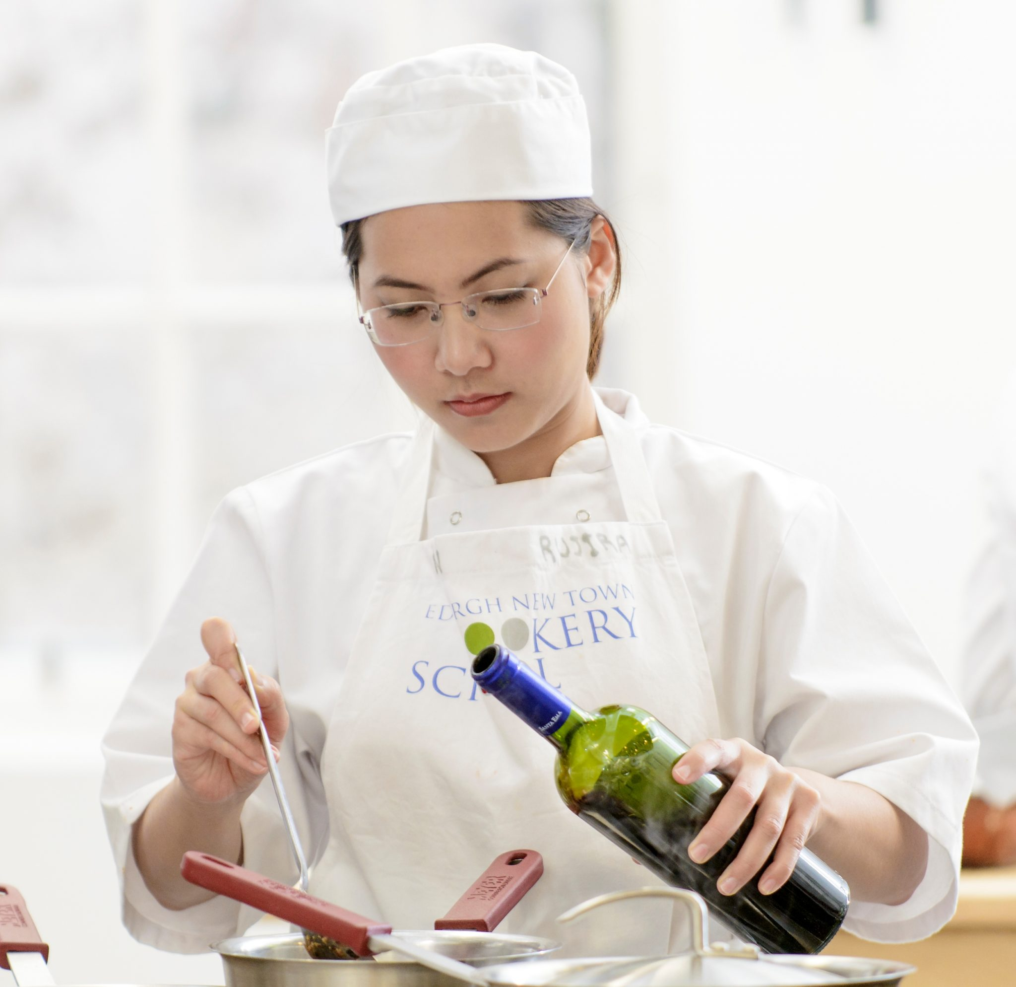 Turn a Passion for Food into a Career