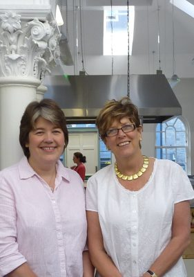 Professional cook school hosts Prue Leith