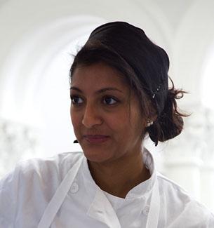 Rukmini Iyer, MasterChef contestant 2013