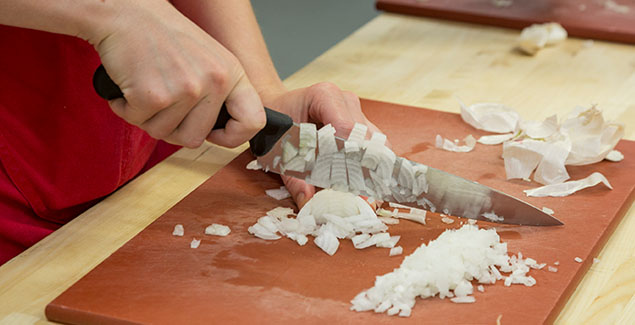 Professional Cookery Courses - Edinburgh New Town Cookery School