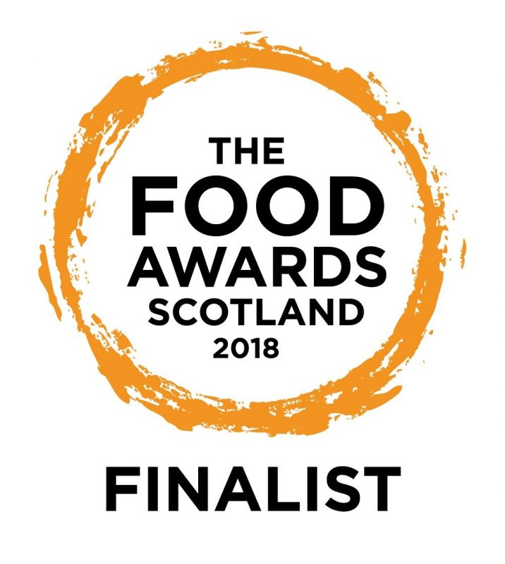 The Food Awards Scotland 2018 - Finalist