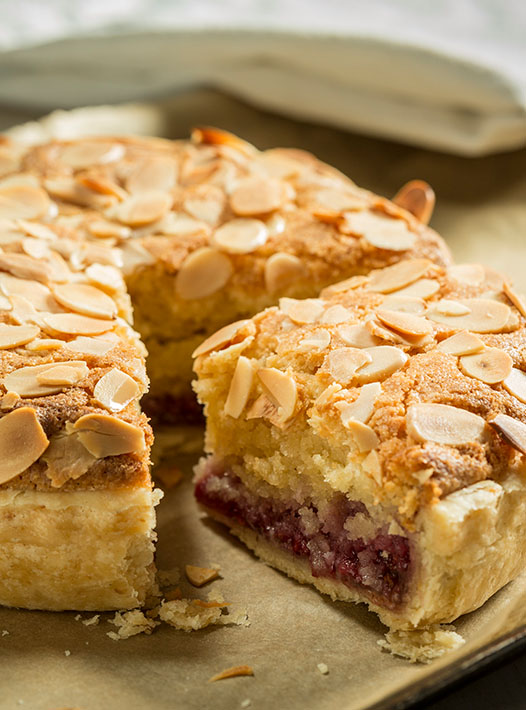 Gluten Free baking at cook school cookery course