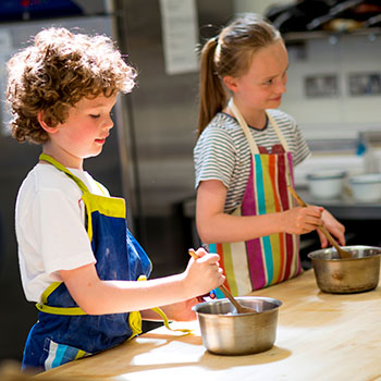 Cook school organises cookery course for children