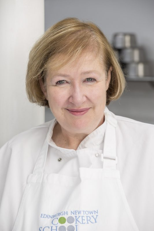Cooking school Scotland has teachers helping train professional chefs