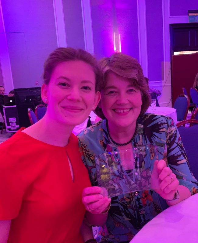Edinburgh New Town Cookery School win award at Food Awards Scotland